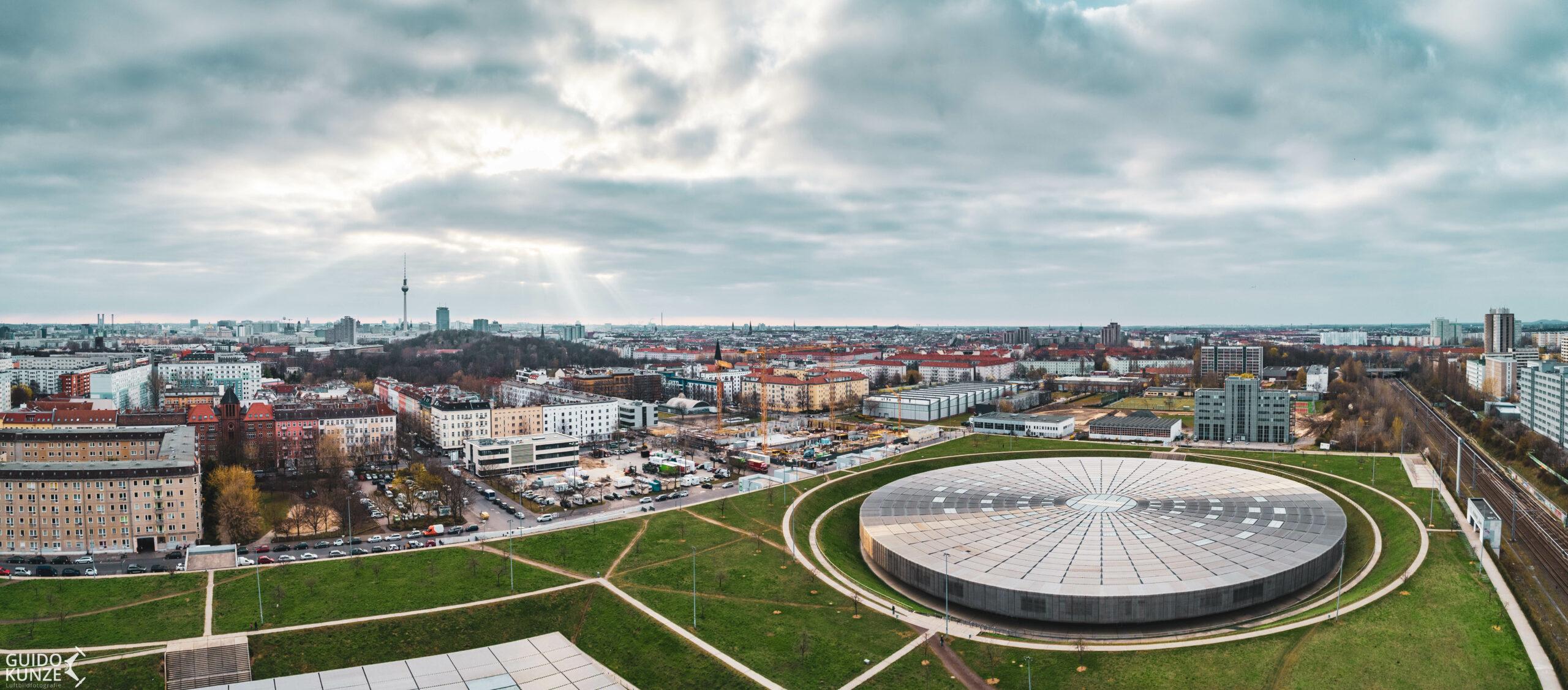 Das Velodrom Berlin