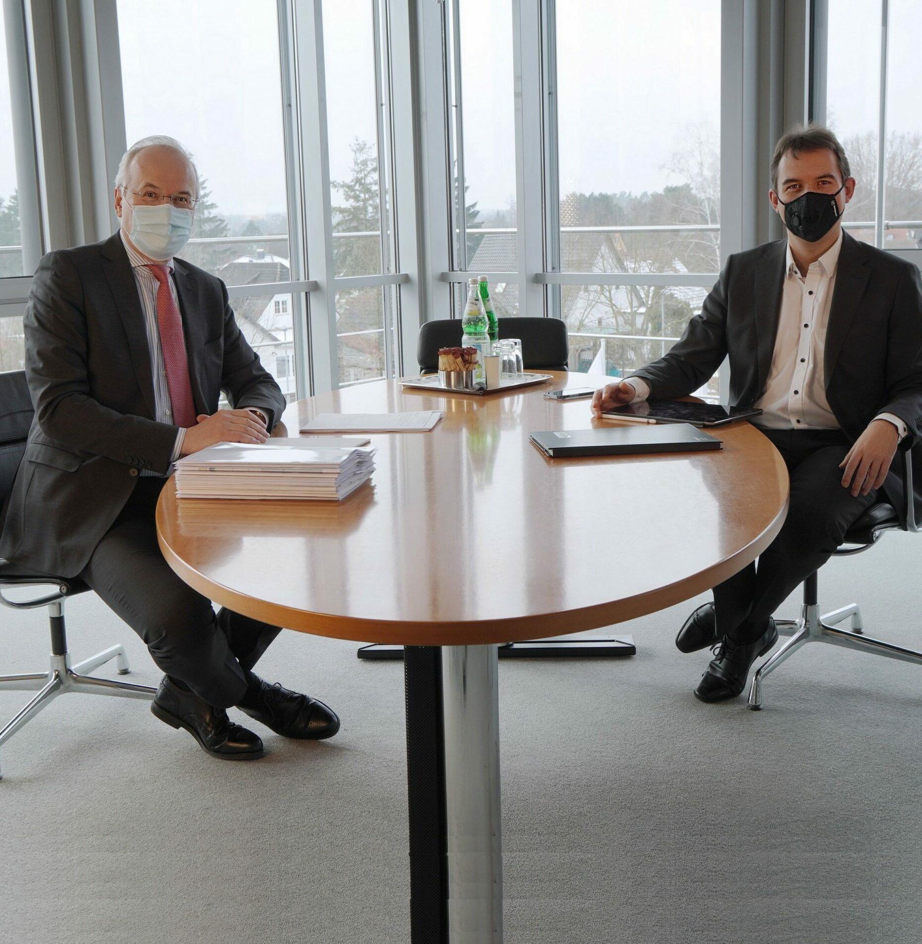 Dr. Robert Arbter wird neuer Chief Financial Officer von Gegenbauer