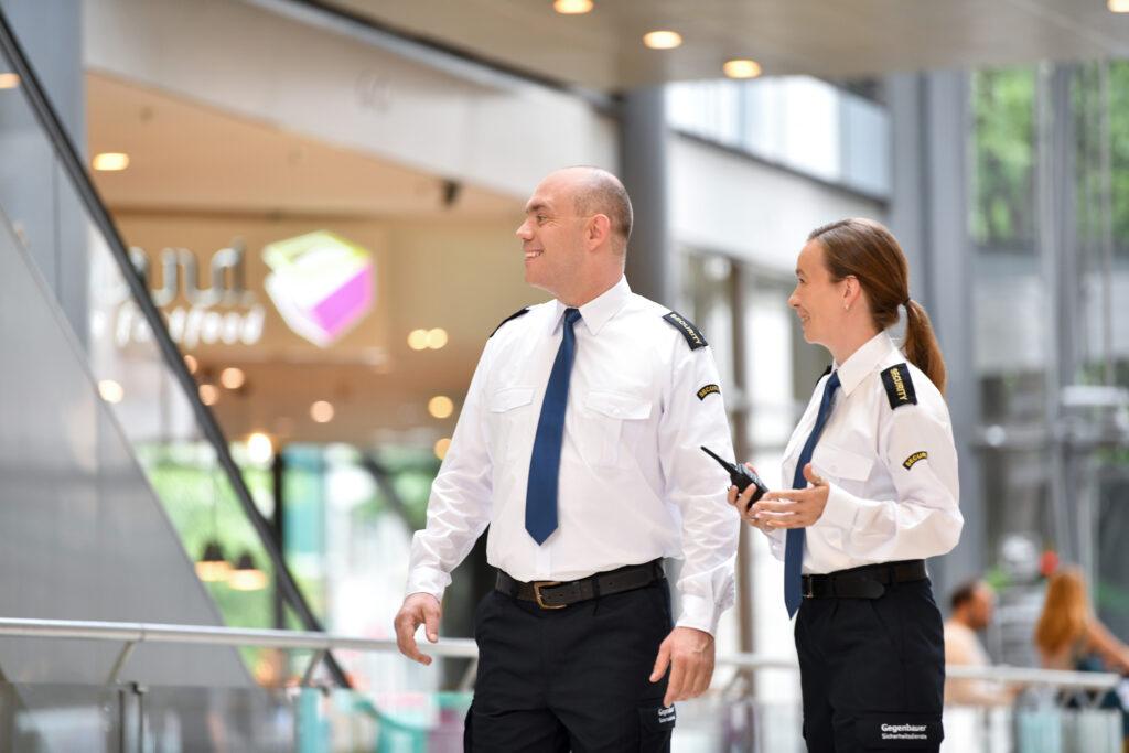 Gegenbauer Sicherheitsdienste bestätigen Position unter den führenden Branchenanbietern